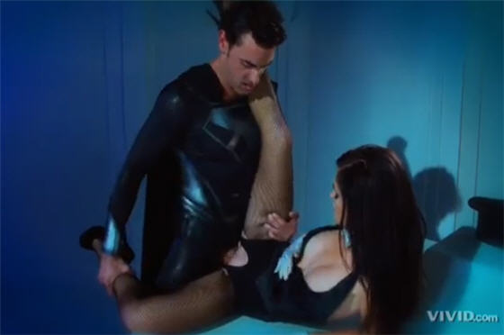 Человек Из Стали, XXX Пародия / Man Of Steel XXX: An Axel Braun Parody (2013)