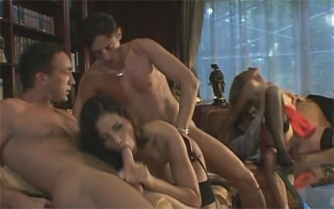 Порношик 9: Соня и Присцила / Sonya and Priscila Pornochic 9 (2005)