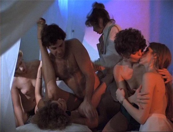 Корабль секса / Sexboat / Sex boat (1980)